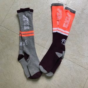 Pink high-socks bundle